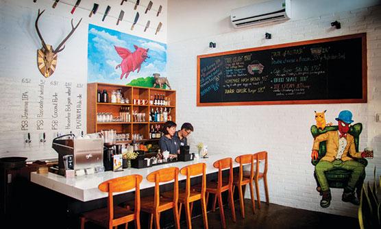 Relish & Son Bar & Restaurant - Quận 2